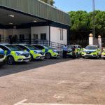 La Policía Local de El Puerto de Santa María ya tiene sus coches patrulla operativos