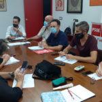 El PSOE pide soluciones para los centros de salud